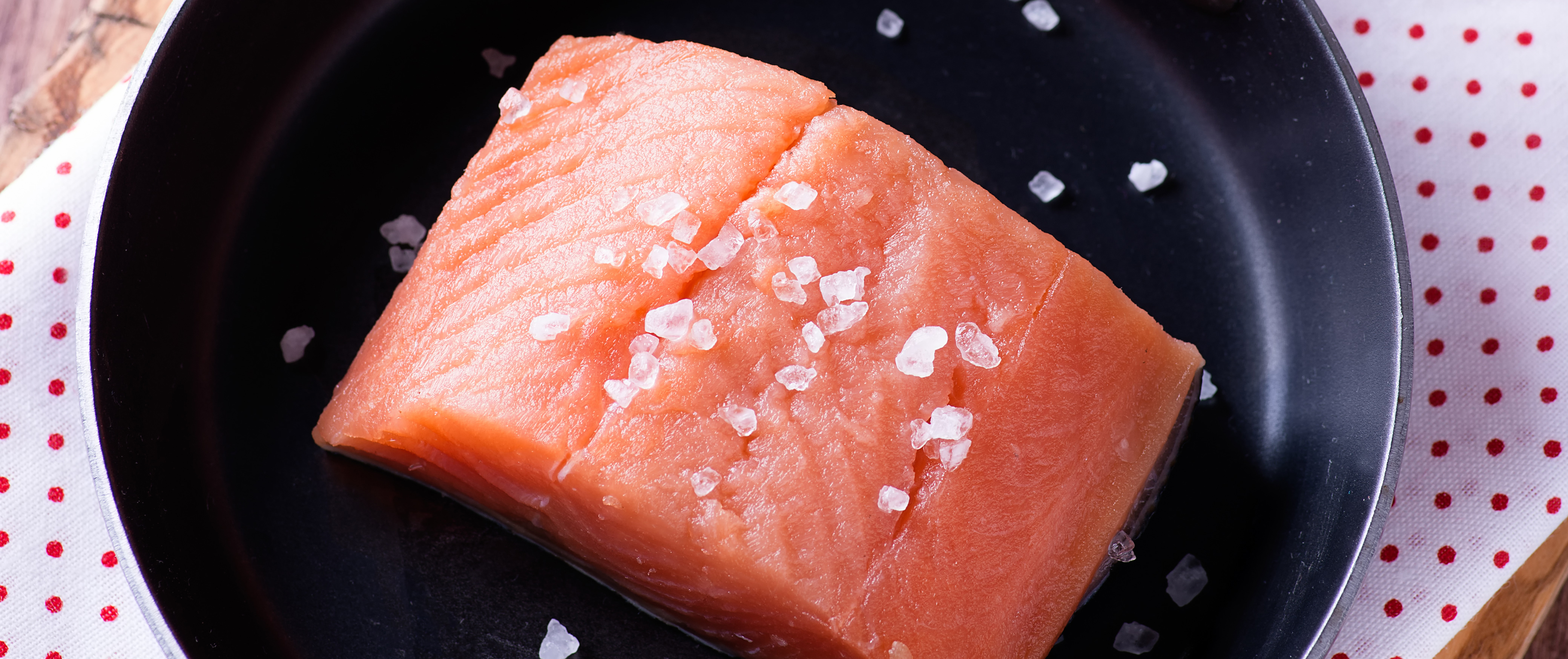 How to Pan-Sear Salmon Like a Badass