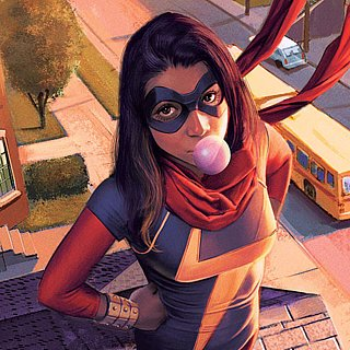 Ms. Marvel Used on Racist Ads