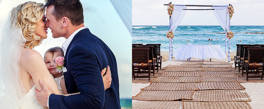 You'll Change Up Your Big-Day Plans After Seeing This Stunning Mexico Wedding