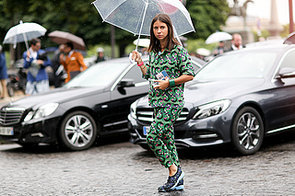7 Styling Hacks to Help You Beat the Rain