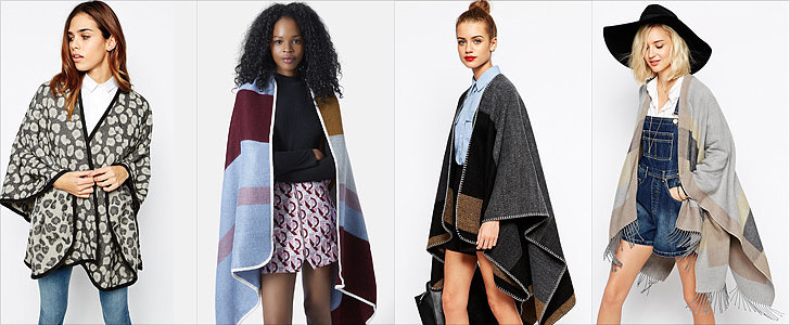 14 Blanket Scarves So Luxe You'll Want to Wear Them Over Everything