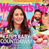 Kate Middleton Photoshop Fail in Woman's Day Australia