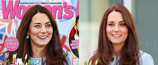 Even the Duchess of Cambridge Isn't Safe From Photoshop Fails