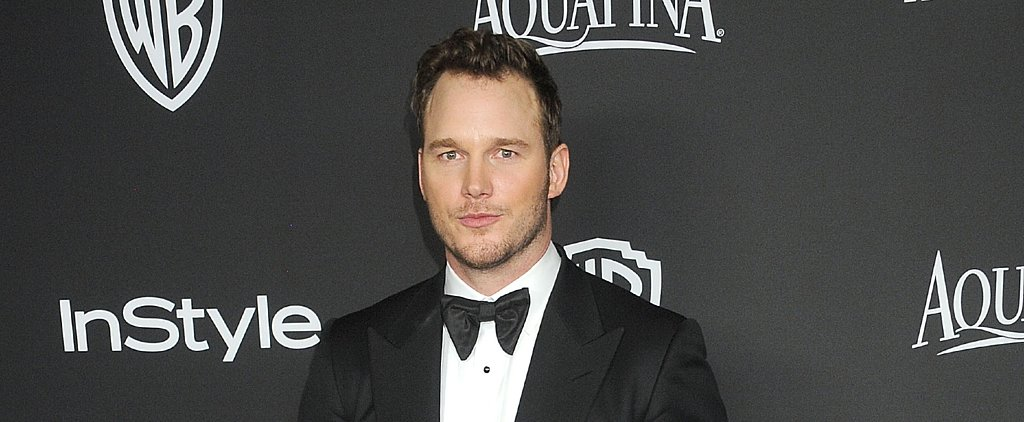 Chris Pratt Might Be the New Indiana Jones