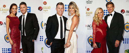 Allan Border Medal: Steve Smith Honoured as Cricket WAGs Shine on Red Carpet