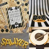 This Adorable Tuxedo Theme Makes For a ONEderful 1st Birthday Party