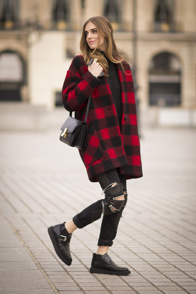 winter street style 2015 popsugar fashion
