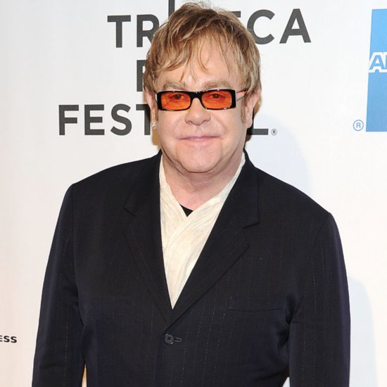 Elton John Is Creating a Show For HBO With True Blood Producer Alan Ball