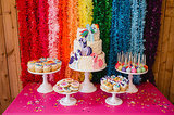 This Rainbow-Themed My Little Pony Party Is Perfect For Kids and Bronies
