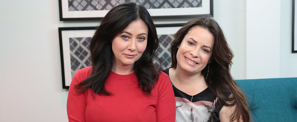 What Shannen Doherty Really Thinks When She Sees a 90210 Rerun