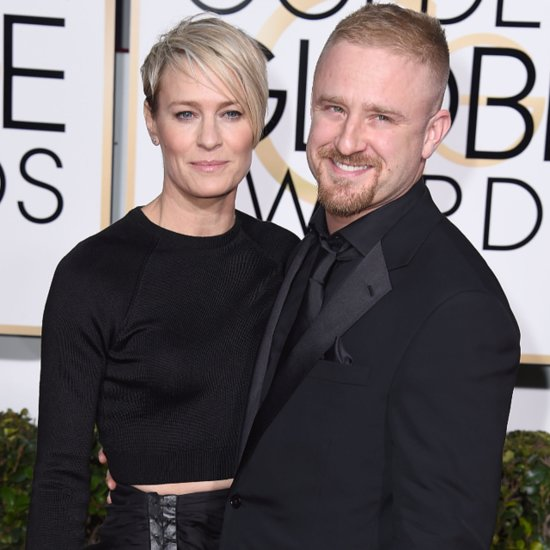 Robin Wright and Ben Foster Are Engaged . . . Again
