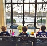 Bumpies Share Their Super Bowl Babies