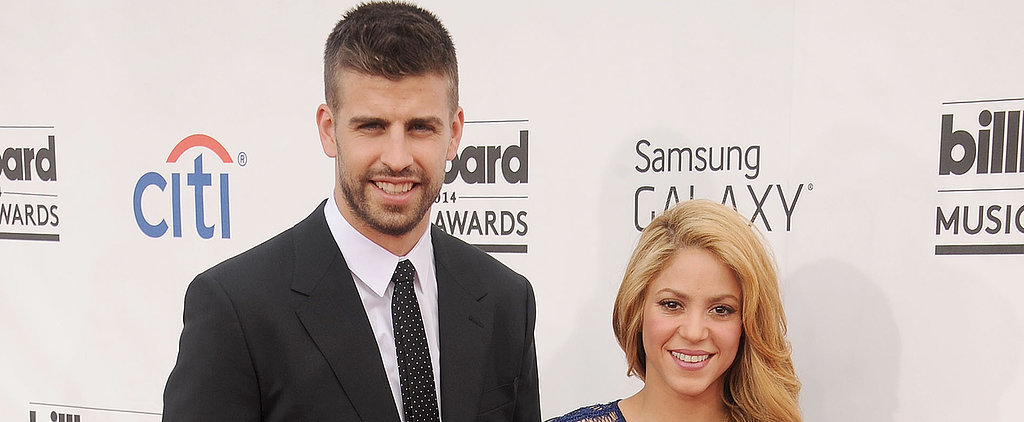 Shakira Shares Adorable Pictures of Her Baby Boy!