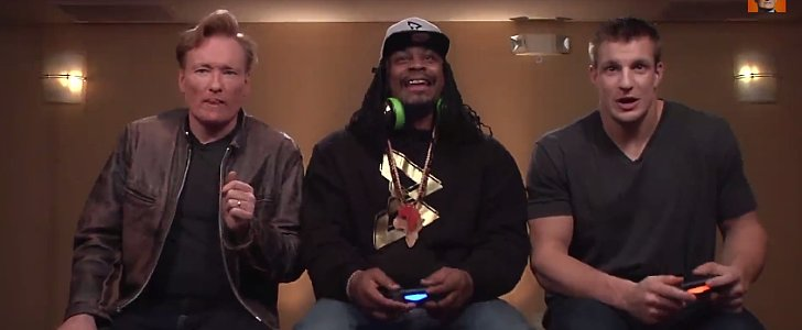 You'll Want to Be Marshawn Lynch's Best Friend After Watching This