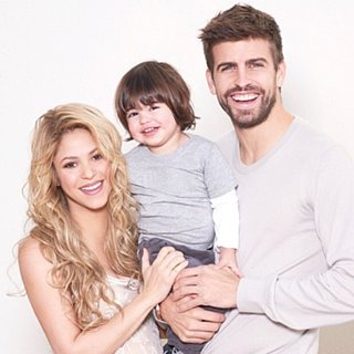 Shakira Has Second Son