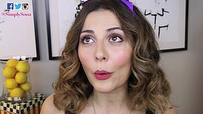 Everyday Makeup Tutorial + Review of the Roller Lash Mascara |Sona Gasparian