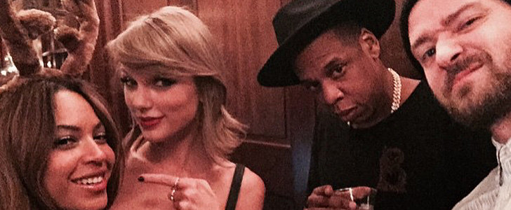 Taylor Swift Throws Back to Her B-Day Fun With Justin Timberlake and Beyoncé