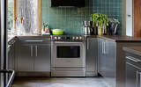 5 Things We Learned From Eco Stylist Danny Seo About Updating a Kitchen on a Budget