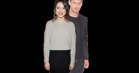 Sundance: Alexander Skarsgard and Bel Powley Talk The Diary of A Teenage Girl