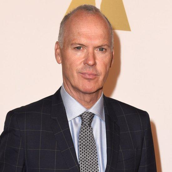 Michael Keaton Acceptance Speech Comments