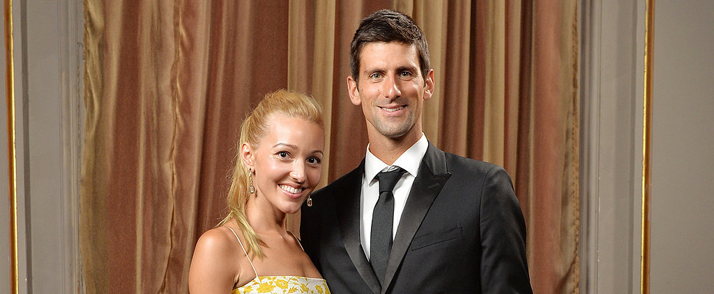Aww! Jelena Djokovic's Tweets During the Australian Open Were So Cute