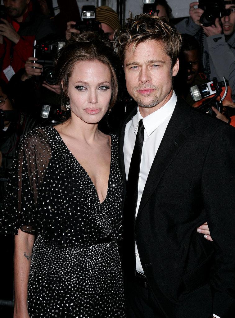 Angelina jolie brad pitt threesome not pleasant