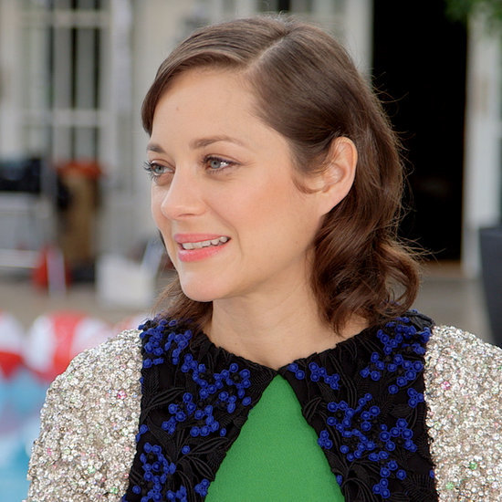 Marion Cotillard Interview For 2015 Oscars (Video)