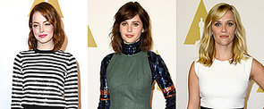 The Stars Pulled Out All the Stops For This Year's Oscar Nominees Luncheon