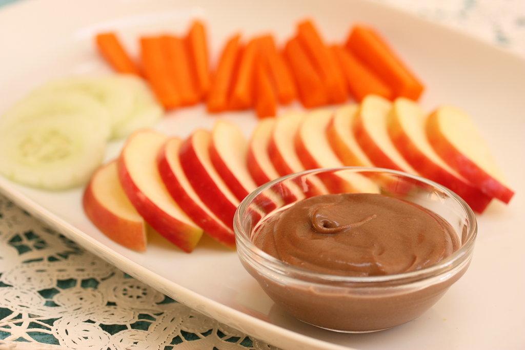 Peanut Butter Chocolate Dip