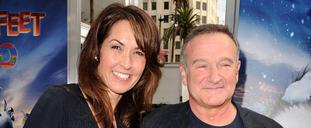 Robin Williams's Wife and Children Go to Court Over His Estate