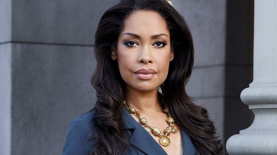 Gina Torres earned a  million dollar salary - leaving the net worth at 1 million in 2018