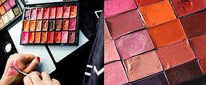 Cut Down on Handbag Bulk With a DIY Lip Palette