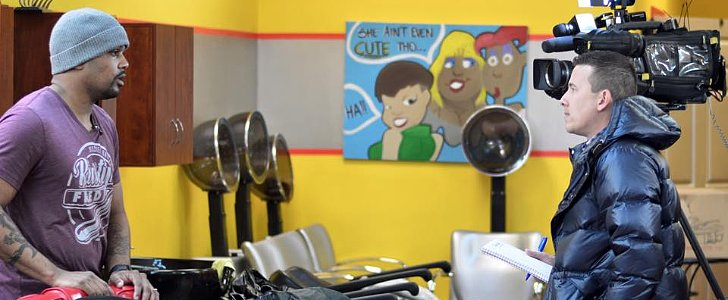 Meet the Barber Who's Giving Bad Kids Even Worse Haircuts as Punishment