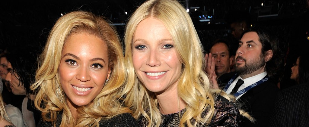 Beyoncé and Gwyneth Paltrow to Team Up at the Grammys