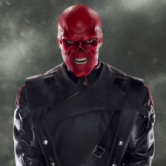 Venezuelan Man Gets Surgery to Look Like Red Skull