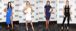 See all the Front Row Style From the David Jones Autumn Winter 2015 Launch