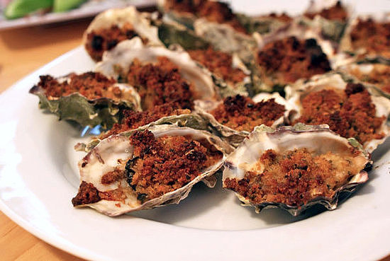 Seriously Indulgent: New Orleans Baked Oysters