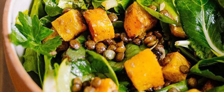 3 Ways to Warm Up Salad in the Wintertime