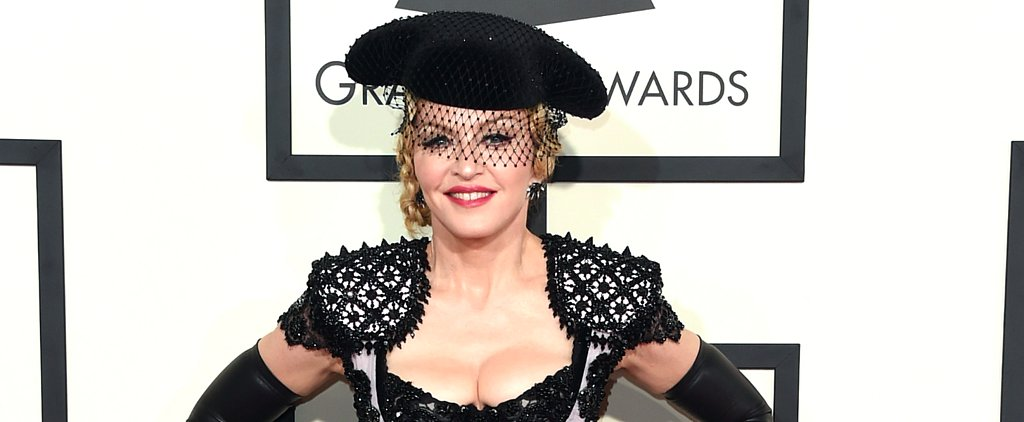 Poll: Madonna Looks Like a Glam Matador at the Grammy Awards