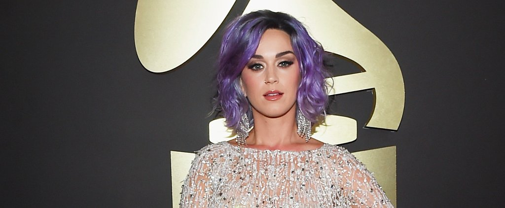 How Katy Perry Fooled Everyone on the Grammys Red Carpet . . .