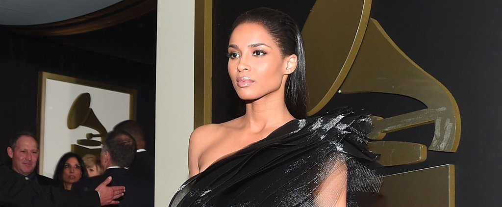 Poll: Did Ciara Just Wear a Loofah to the Grammys?