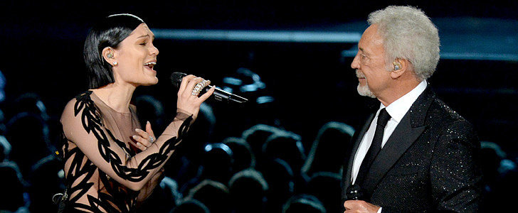 Jessie J's Duet at the Grammys Will Remind You of Your Grandparents' Anniversary Party