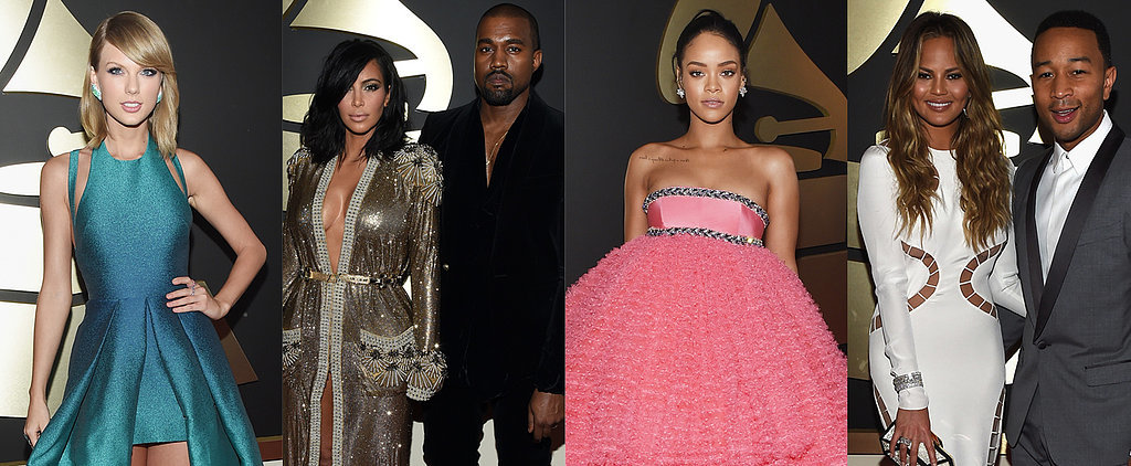 See All of Music's Brightest Stars on the Grammys Red Carpet!