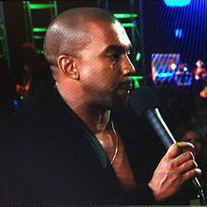 Kanye West Rants About 2015 Grammys