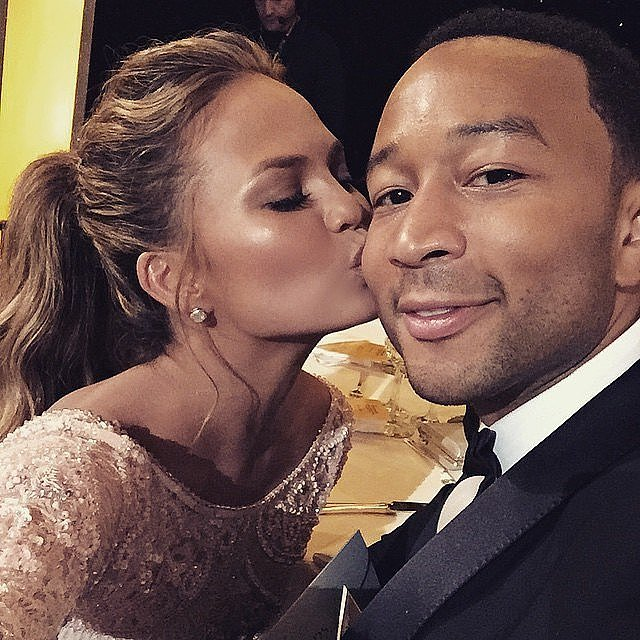 Photos celebrity couples on instagram this week