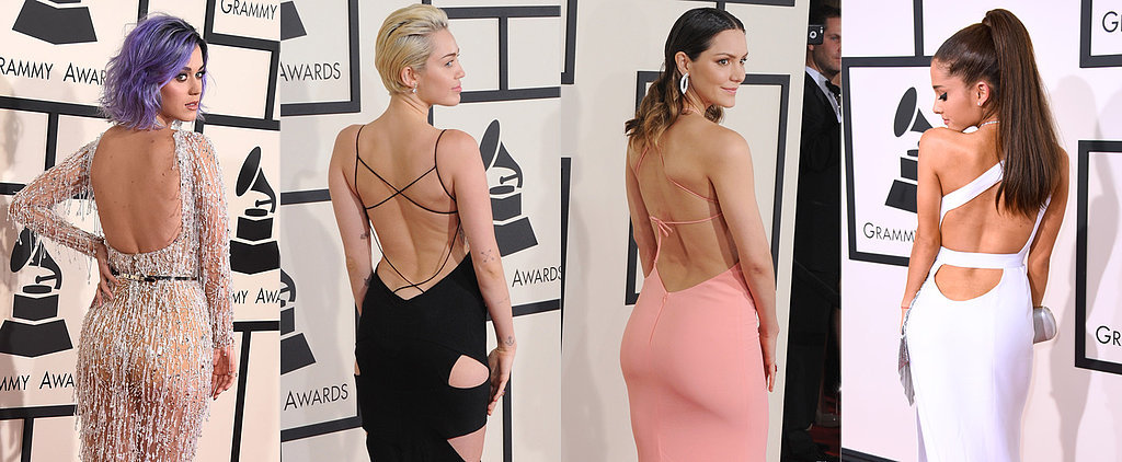 Poll: Who Put Their Back Into It Best at the Grammys?