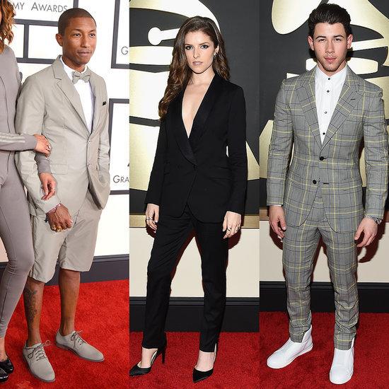Grammys 2015 Men's Fashion