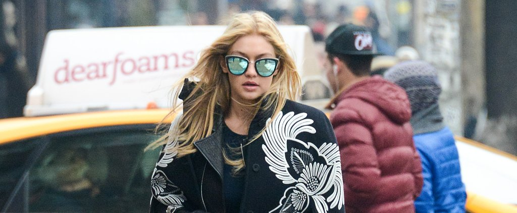Proof Gigi Hadid Is a Style Superhero