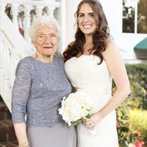 Real Grandmas as Bridesmaids in Video