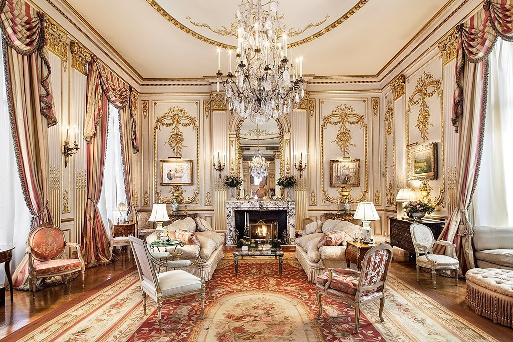 Joan Rivers' Opulent Penthouse has been Listed for $28 Million